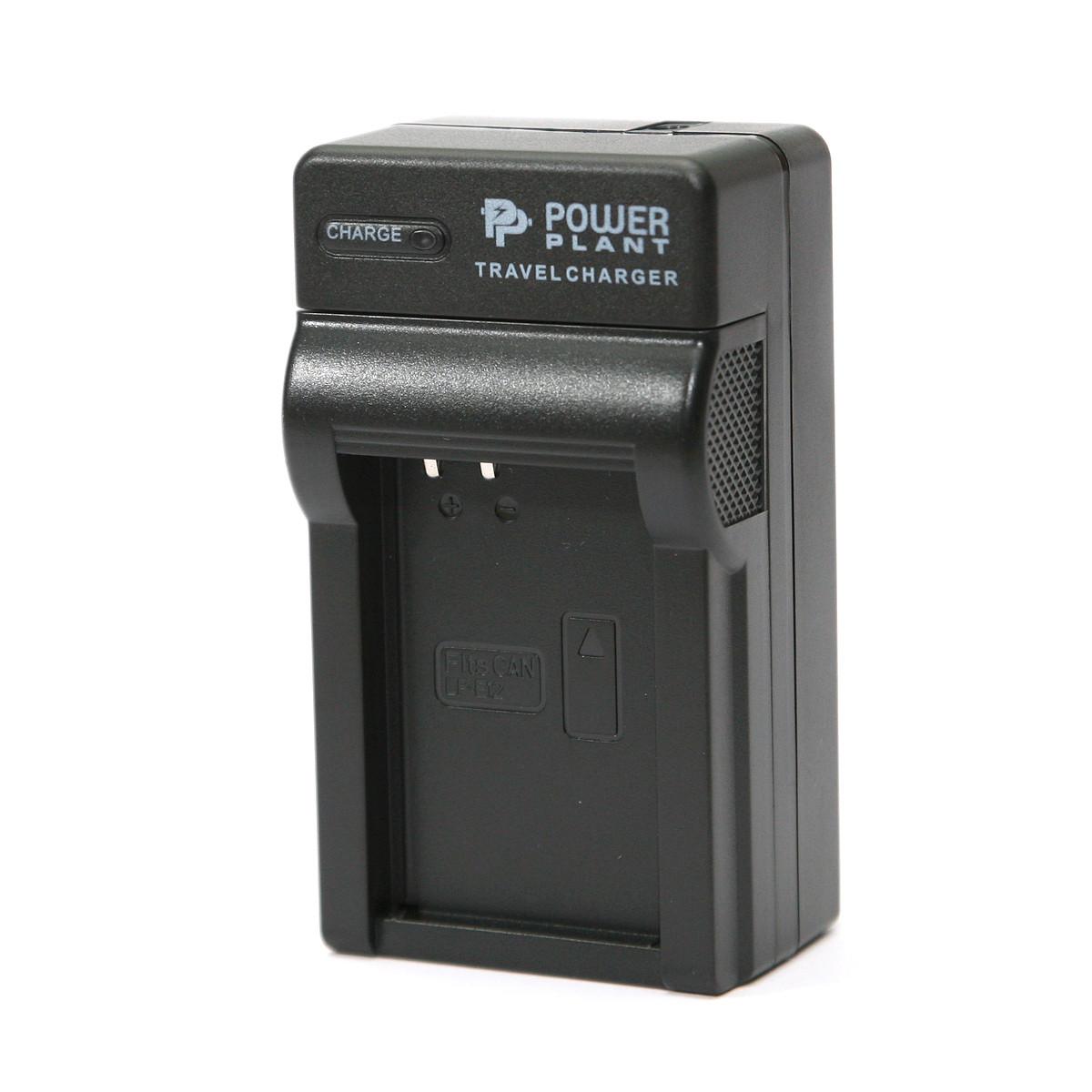 Сетевое зарядное устройство PowerPlant Canon LP-E12 (DV00DV2311)