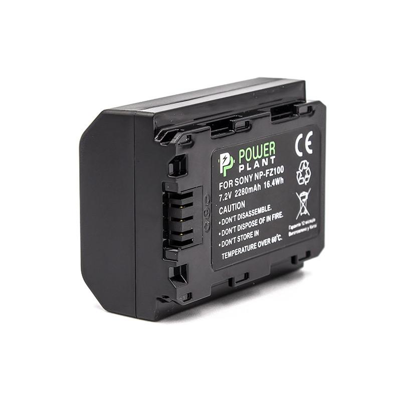 Аккумулятор PowerPlant Sony NP-FZ100 2280 mAh (CB970117)