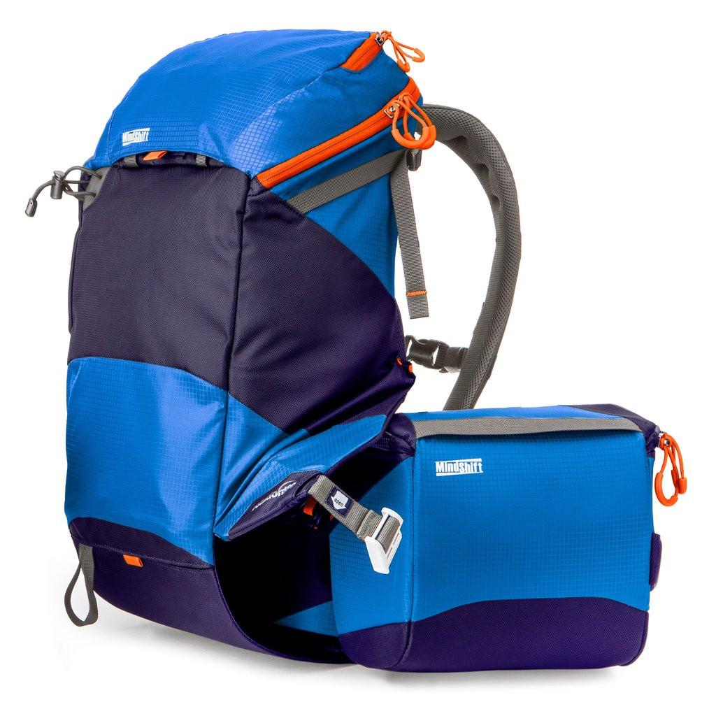 Рюкзак для фотоаппарата MindShift Gear Rotation180 Panorama - Tahoe Blue