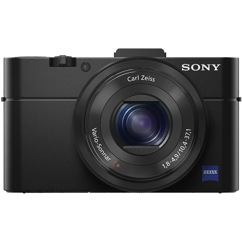 Фотоаппарат Sony Cyber-shot RX100 MkII Black