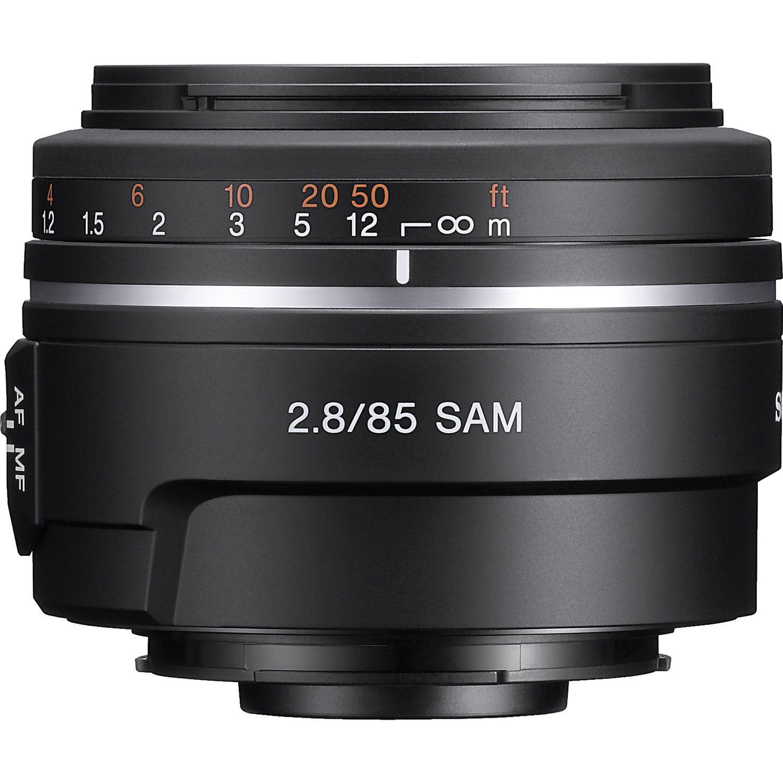Объектив Sony A 85mm f/2.8 SAM
