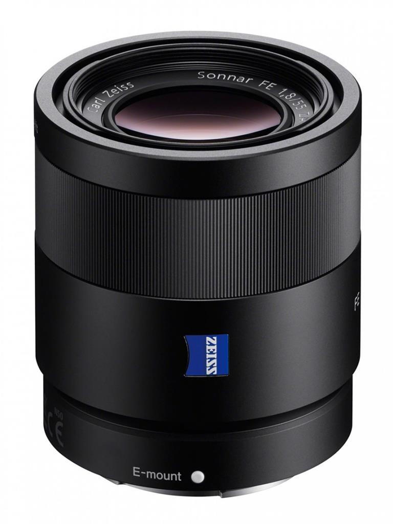 Объектив Sony FE 55mm f/1.8 Carl Zeiss