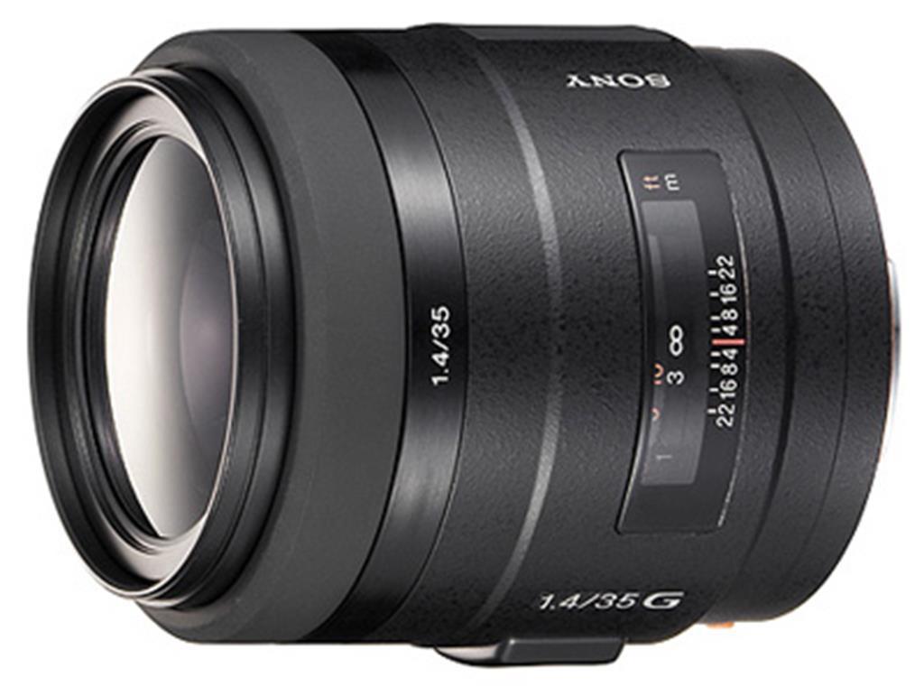 Объектив Sony A 35mm f/1.4 G-Lens