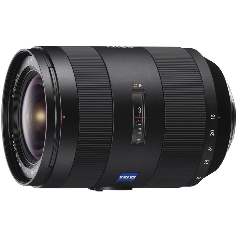 Объектив Sony A 16-35mm f/2.8 SSM Carl Zeiss II (SAL1635Z2.SYX)