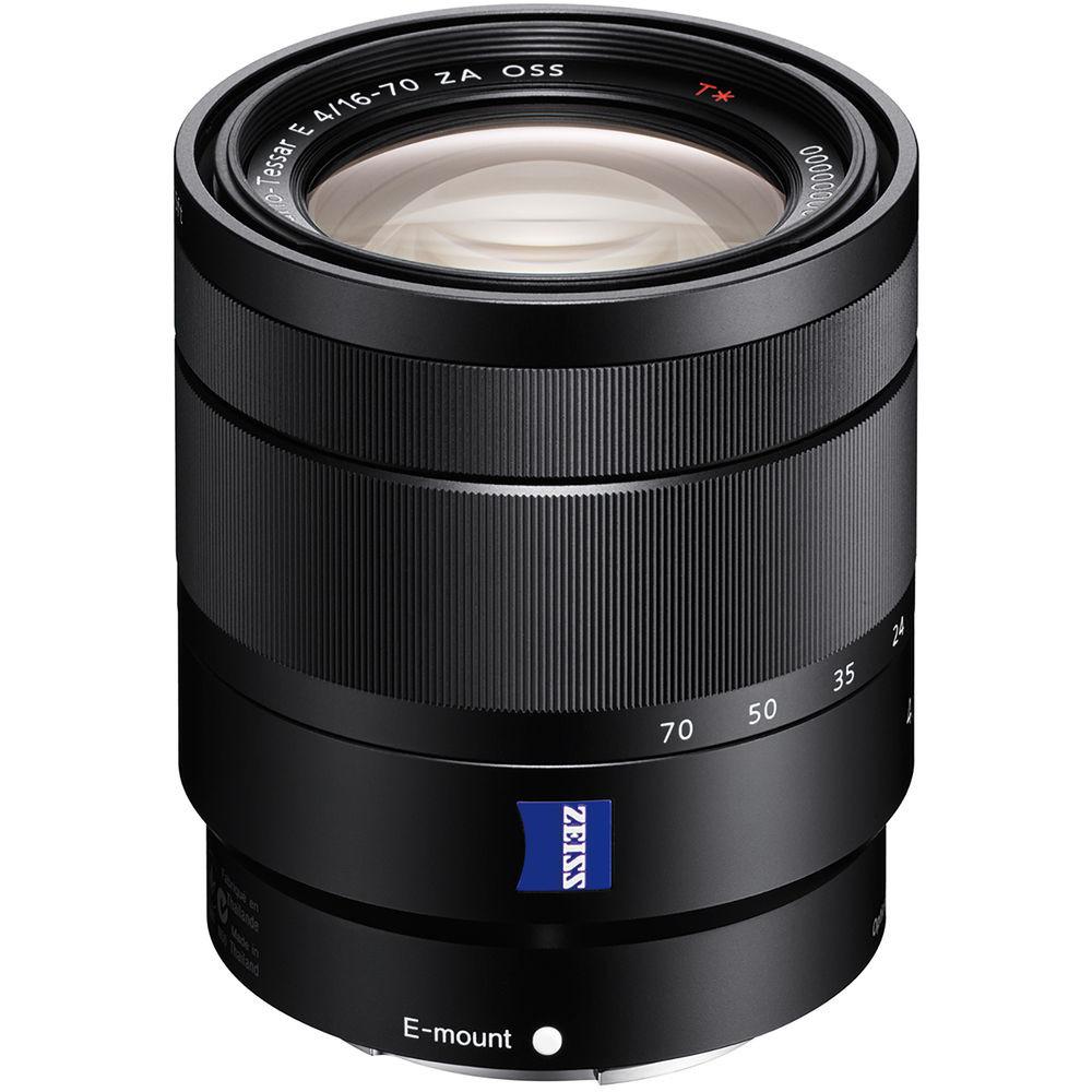 Объектив Sony E 16-70mm f/4 OSS Carl Zeiss