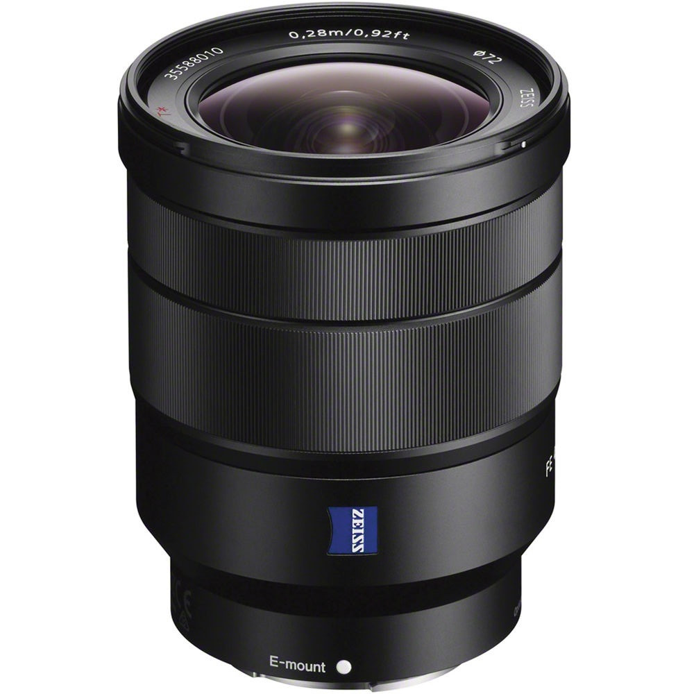 Объектив Sony FE 16-35mm f/4 ZA OSS Vario-Tessar T*