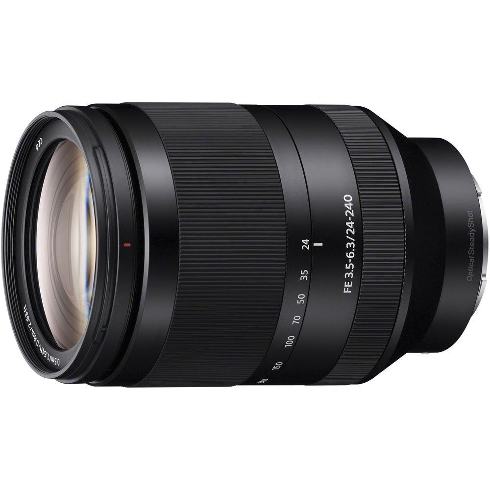 Объектив Sony FE 24-240mm f/3.5-6.3 OSS