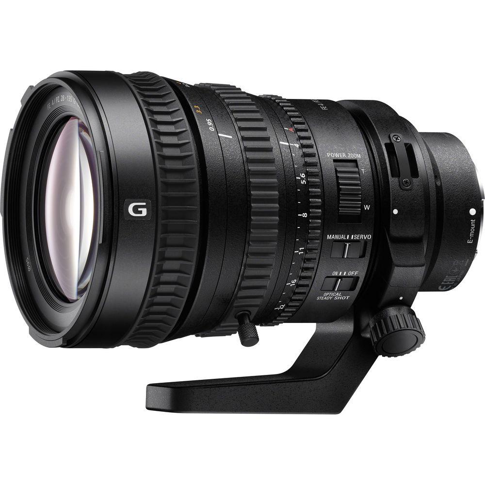 Объектив Sony FE 28-135mm f/4 G OSS PZ
