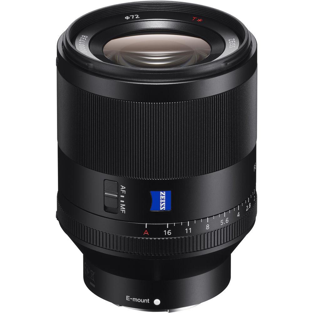 Объектив Sony FE 50mm f/1.4 Carl Zeiss