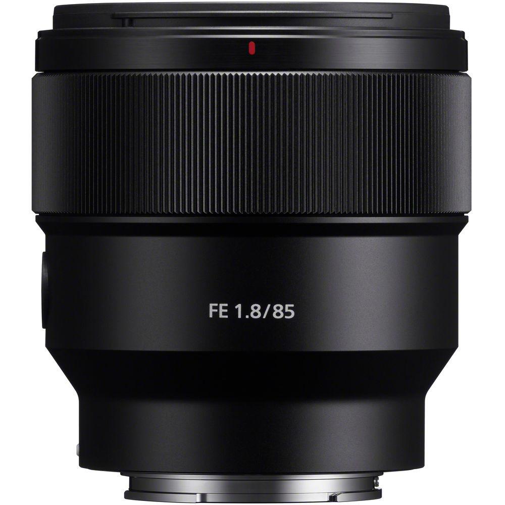 Объектив Sony FE 85mm f/1.8
