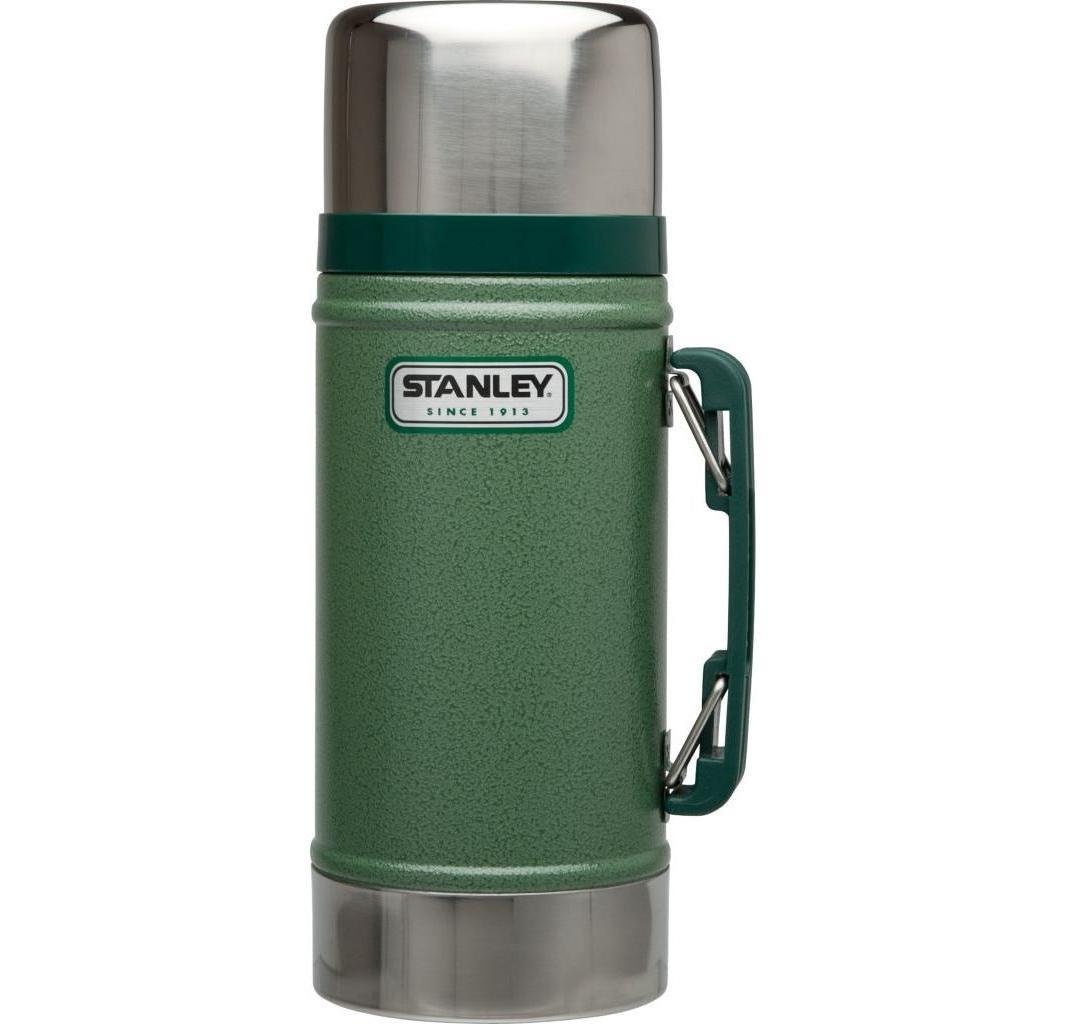 Термос пищевой  Stanley Classic 0.7 л Green стальной
