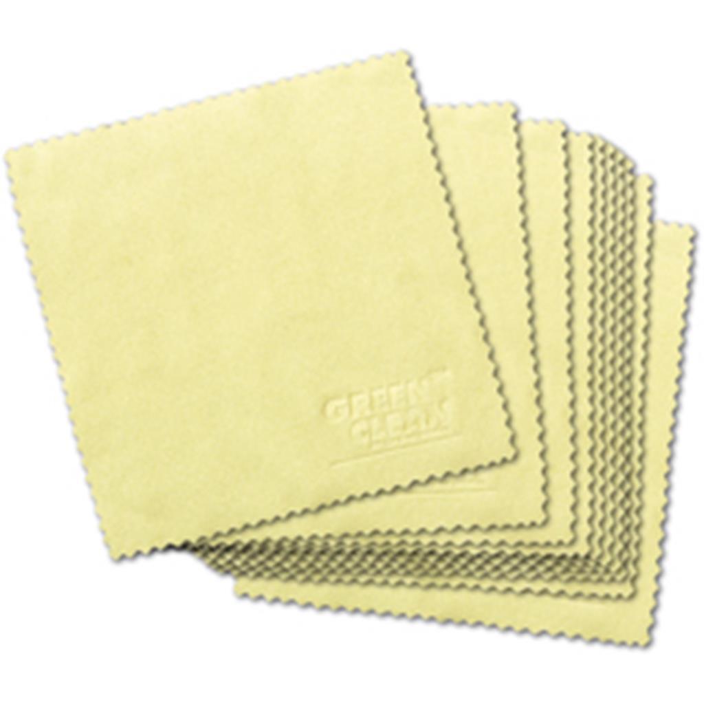 Салфетка микрофибра Green Clean Silky Wipes 25x25см