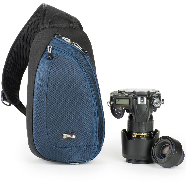 Рюкзак-слинг для фотоаппарата Think Tank TurnStyle 10 v2.0 Blue Indigo