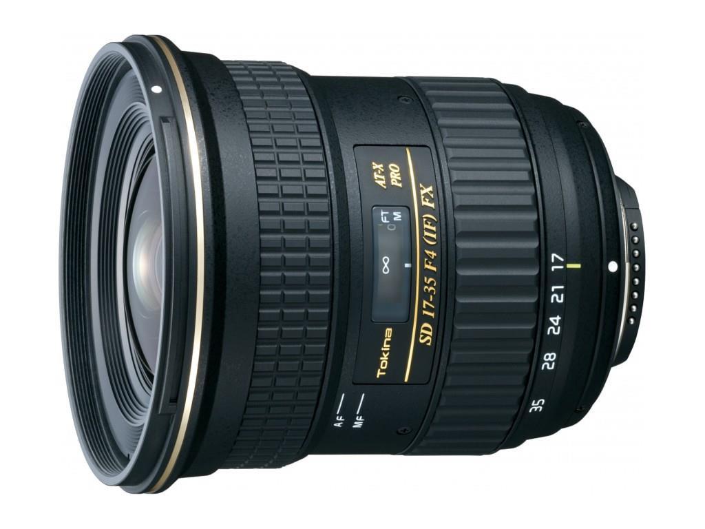 Объектив Tokina AT-X PRO FX 17-35mm f/4 (Nikon)