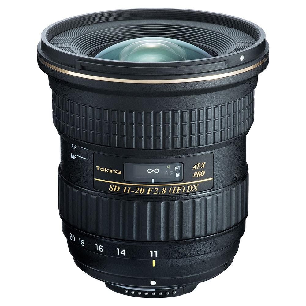 Объектив Tokina AT-X PRO DX 11-20mm f/2.8 (Nikon)