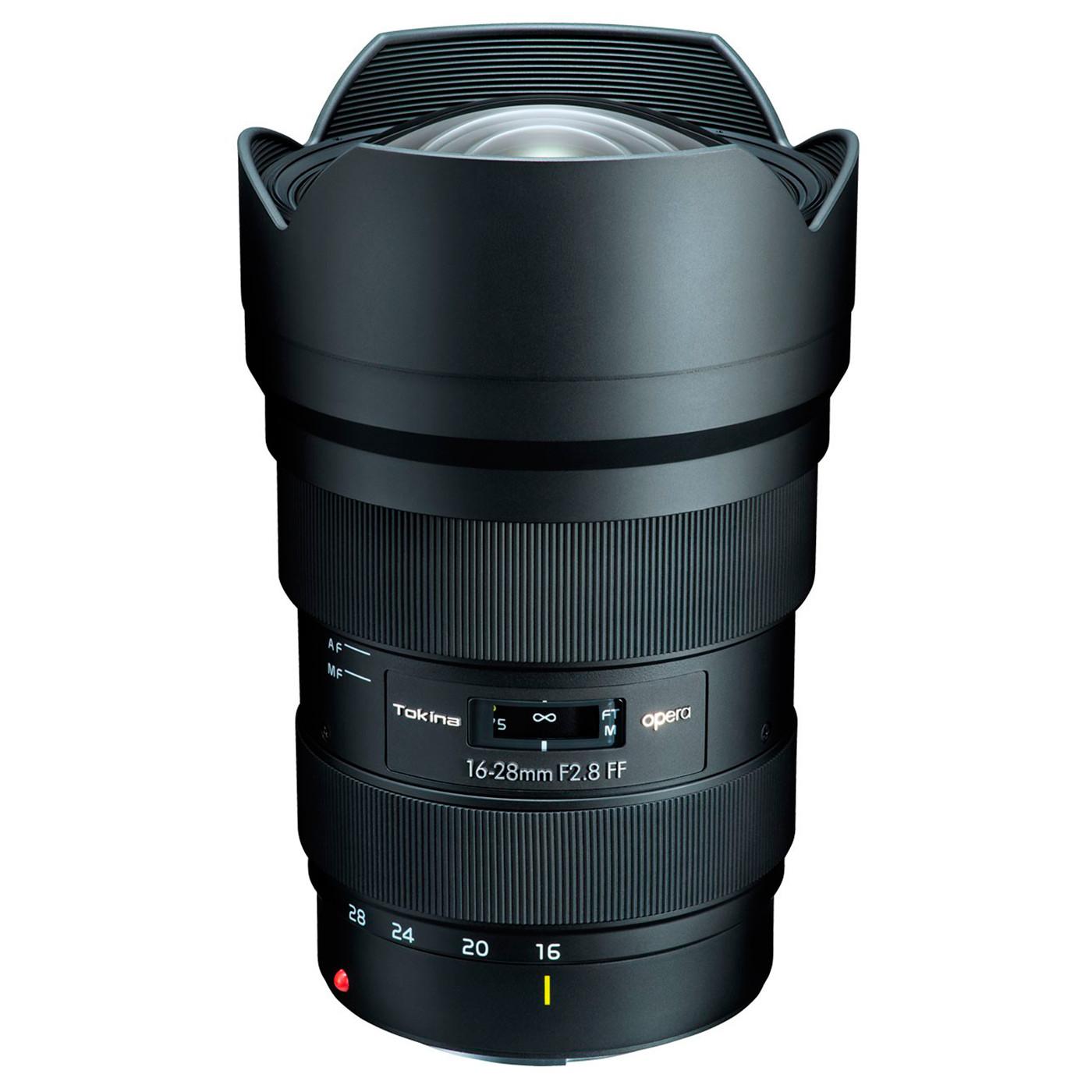 Объектив Tokina OPERA 16-28mm F2.8 FF (Canon)