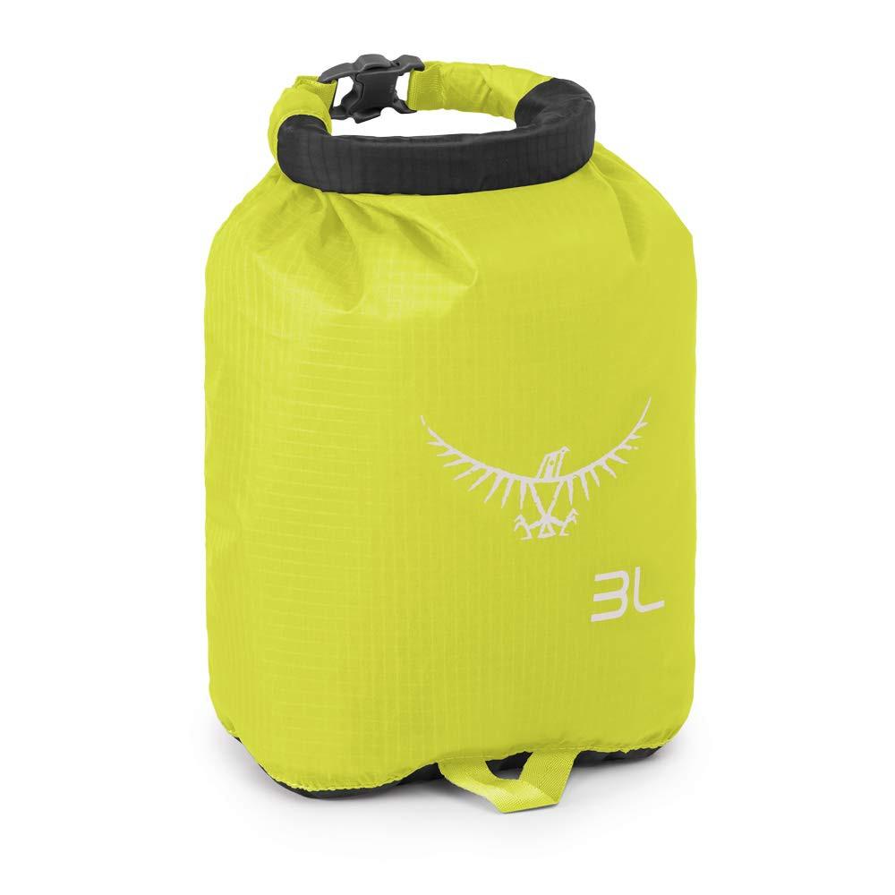 Гермомешок Osprey Ultralight Drysack 3L Electric Lime