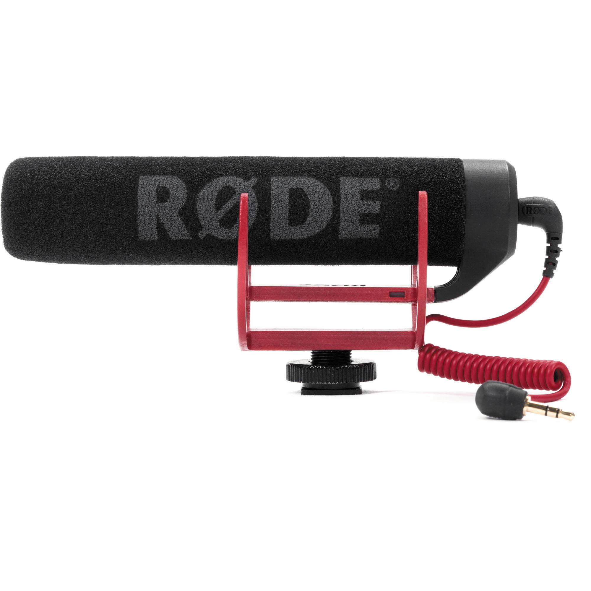Микрофон накамерный Rode VideoMic GO