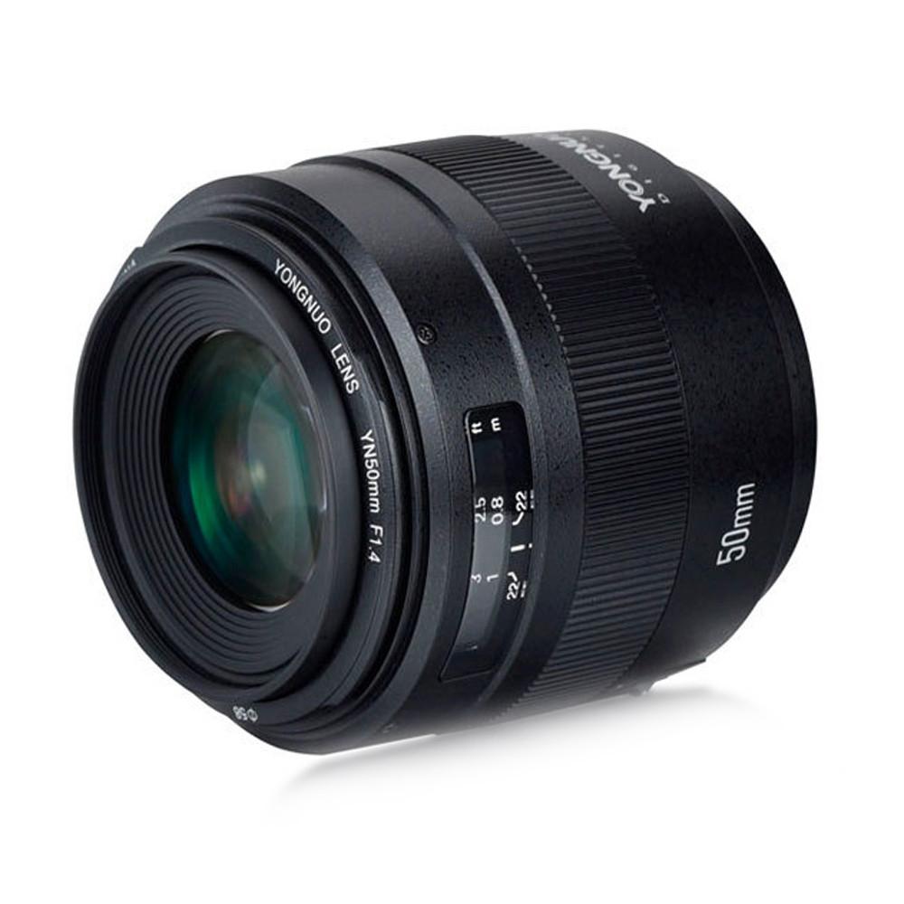Объектив Yongnuo 50mm f/1.4 Canon