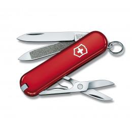 Нож Victorinox Classic Red 58мм/7предм (0.6203)