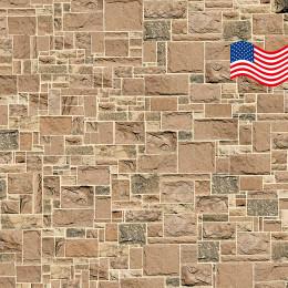 Фон тематический Savage Floor Drops Mosaic Pavers  Каменная Мозаика 1.52x2.13 м