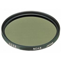 Фильтр нейтрально-серый Hoya HMC NDX4 (2 стопа) 55 мм