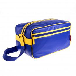 Сумка для ручной клади Cabin Max Arezzo Blue/Yellow (35х20х20 см)