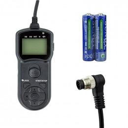Пульт проводной с таймером JJC TM-B (NIKON D200-800E/ D3-D4)