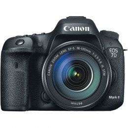 Фотоаппарат Canon EOS 7D Mark II Kit 18-135 IS STM