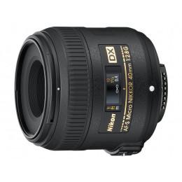 Объектив Nikon AF-S DX 40mm f/2.8G ED Micro