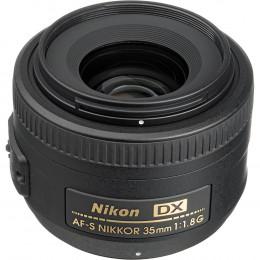 Объектив Nikon AF-S DX 35mm f/1.8G