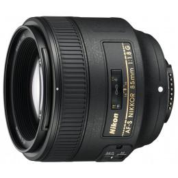 Объектив Nikon AF-S 85mm f/1.8G