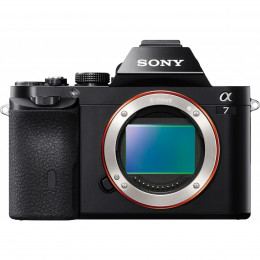 Фотоаппарат Sony Alpha 7 Body