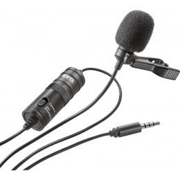 Микрофон петличный Boya BY-M1