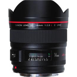 Объектив Canon EF 14mm f2.8L II USM