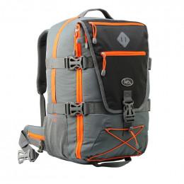 Рюкзак для ручной клади Cabin Max Equator Gray/Orange (54х36х23 см)