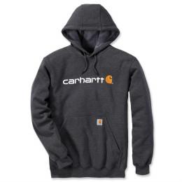 Худи Carhartt Signature Logo Hooded Sweatshirt (100074)
