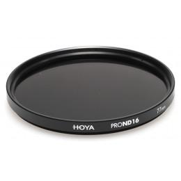 Фильтр нейтрально-серый Hoya Pro ND 16 (4 стопа) 49 мм
