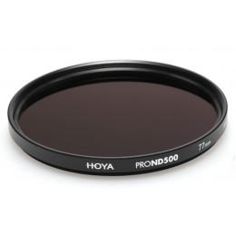 Фильтр нейтрально-серый Hoya Pro ND 500 (9 стопов) 49 мм