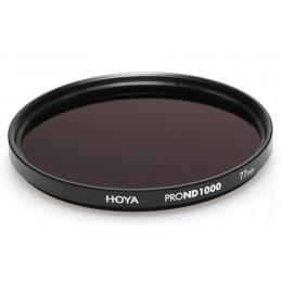 Фильтр нейтрально-серый Hoya Pro ND 1000 (10 стопов) 52 мм
