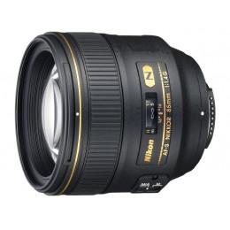 Объектив Nikon AF-S 85mm f/1.4G