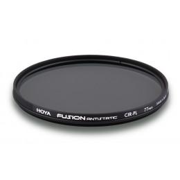 Фильтр Hoya Fusion Antistatic C-PL 72mm