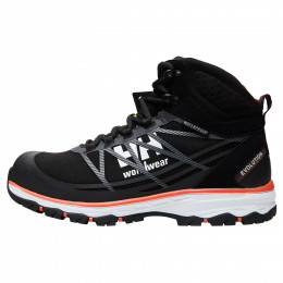 Ботинки Helly Hansen Chelsea Evolution Mid - 78262 (Black / Orange)