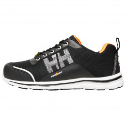 Кроссовки Helly Hansen Oslo Low - 78225 (Black/Orange)
