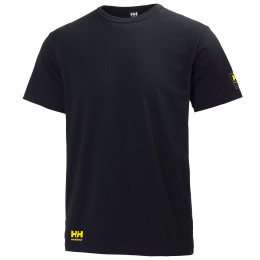 Футболка Helly Hansen Aker Tee - 79160 (Black)