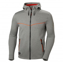 Кофта Helly Hansen Chelsea Evolution Hood - 79197 (Grey Melange)