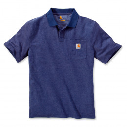 Поло Carhartt Work Pocket Polo (K570)