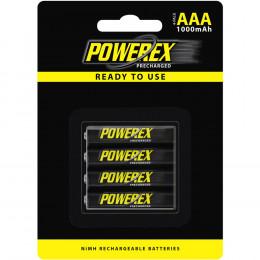 Аккумуляторы с низким саморозрядом Maha Powerex Precharged AAA 1000mAh 4шт