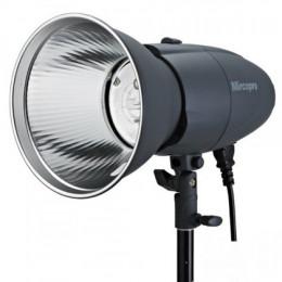 Студийный свет Mircopro MQ-200 с рефлектором