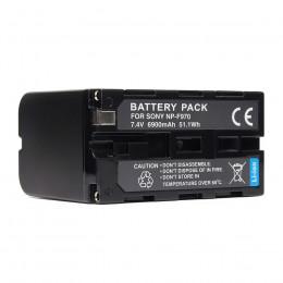 Аккумулятор MyGear NP-F970, 6900mAh